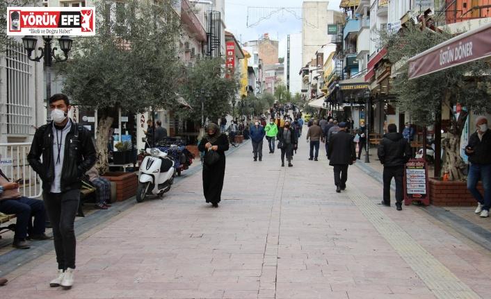 Aydın'da Korona virüs vaka sayıları arttı