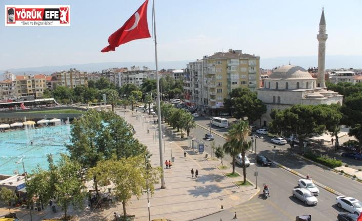 Aydın'daki risk haritasında 'kırmızı' alanlar çoğalıyor