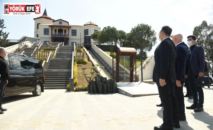 Bakan Yardımcısı Erdil, Adnan Menderes Müzesi'nde incelemelerde bulundu