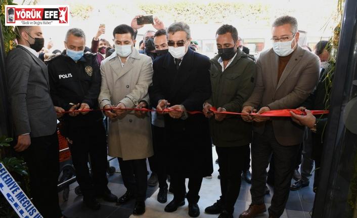 Kuşadası Belediye Başkanı Ömer Günel; Kuşadası'nı Avrupa standartlarında bir kent haline getirmeye çalışıyoruz