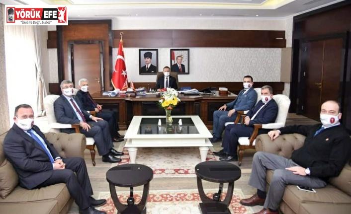 Türk Veteriner Hekimleri Birliği Merkez Konseyi'nden Aydın çıkartması