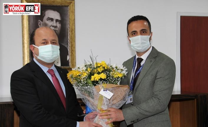 ADÜ Hastanesi'nde devir teslim töreni gerçekleşti