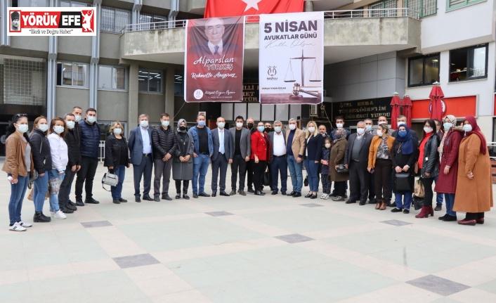 Alparslan Türkeş Nazilli'de unutulmadı