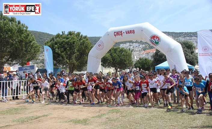 Atletizm kros ligi yarı final yarışmaları Didim'de gerçekleştirildi