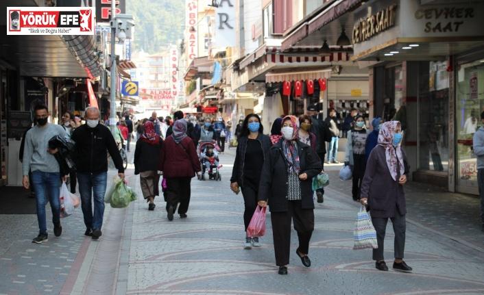Aydın'da vaka sayıları iki ayda 6 kat arttı
