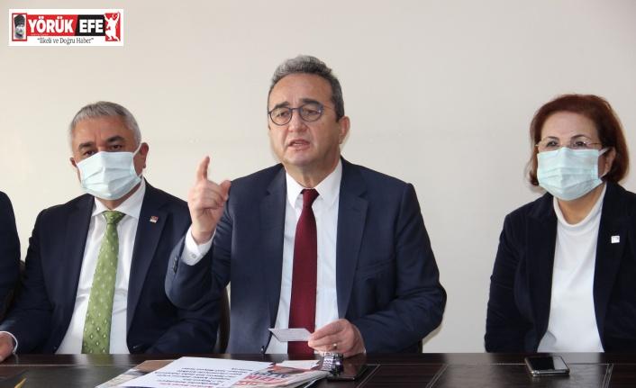 CHP Aydın Milletvekili Tezcan, 'erken seçim' istedi