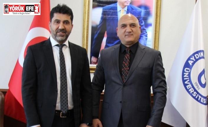 Doç. Dr. İlyas Karabıyık, Aydın Meslek Yüksekokulu Müdürü olarak atandı