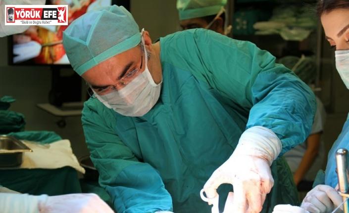 Doç. Dr. Mahir Kırnap organ bağışının önemine dikkat çekti