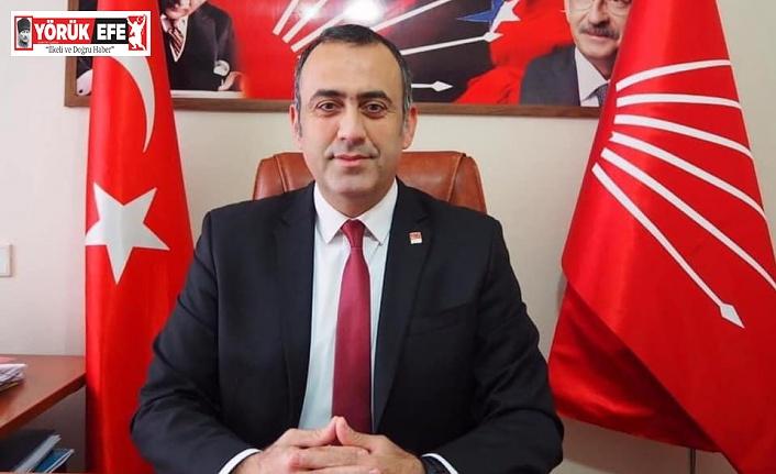 """Serkan Sevim """"Hiç bir koltuk ülkemize hizmet aşkımızdan, parti mücadelemizden daha kıymetli değildir"""""""