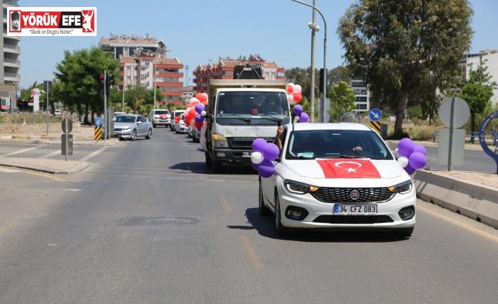 Efeler Belediyesi '19 Mayıs' çoşkusuna ortak oldu