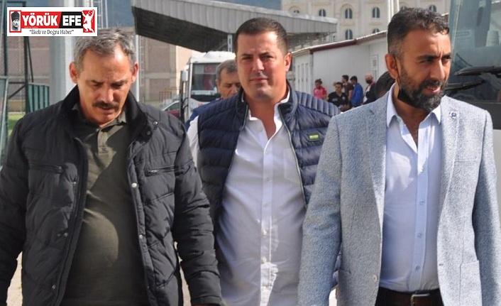 EŞİN GROUP SÖKESPOR İLE AFYON'A GİTTİ
