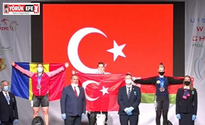 Aydınlı Burcu Avrupa Şampiyonu oldu