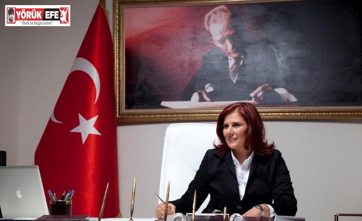 """Başkan Çerçioğlu: """"Atatürk'ün izinden ilerlemeye devam edeceğiz"""""""