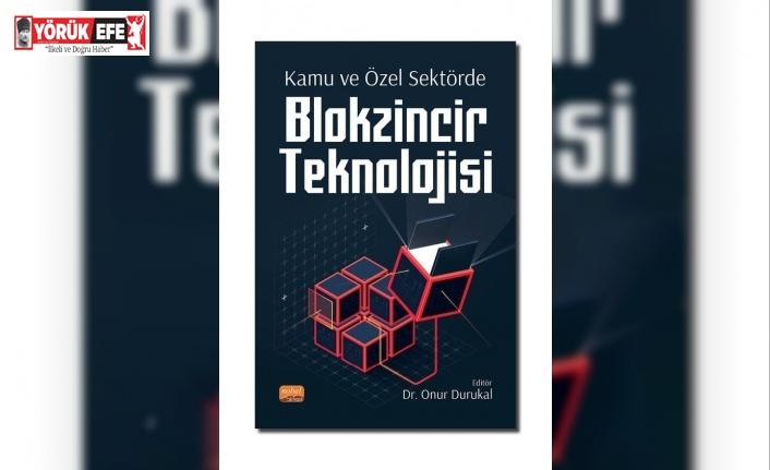 ADÜ Öğretim Elemanı Durukal'ın editörlüğünü yaptığı kitap yayımlandı