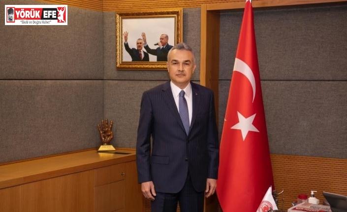 "AK Parti Aydın Milletvekili Savaş: ""1960 darbesi  sonrası hukuk cinayeti yaşandı"""