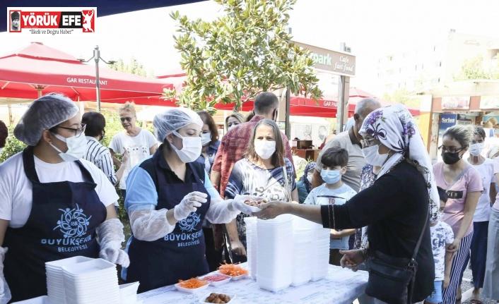 Aydın Büyükşehir Belediyesi, merhum başbakan Menderes'i andı
