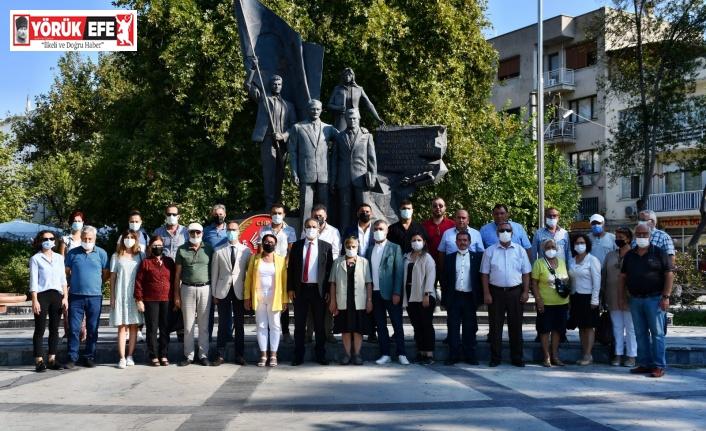 Söke'de CHP'nin 98. yılı kutlandı