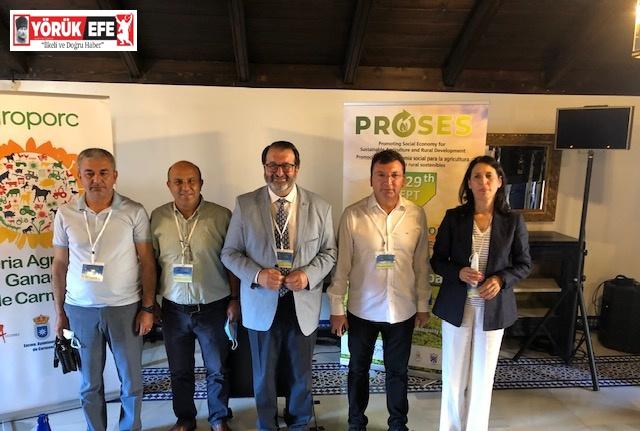 ADÜ Ziraat Fakültesi Dekanı Gençsoylu, Avrupa Komisyonu tarafından desteklenen çalıştaya katıldı