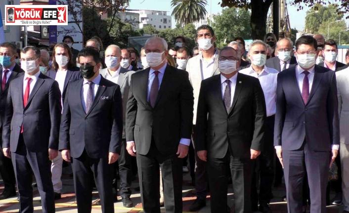 Atatürk'ün Nazilli'ye Gelişinin 84. Yıldönümü kutlandı