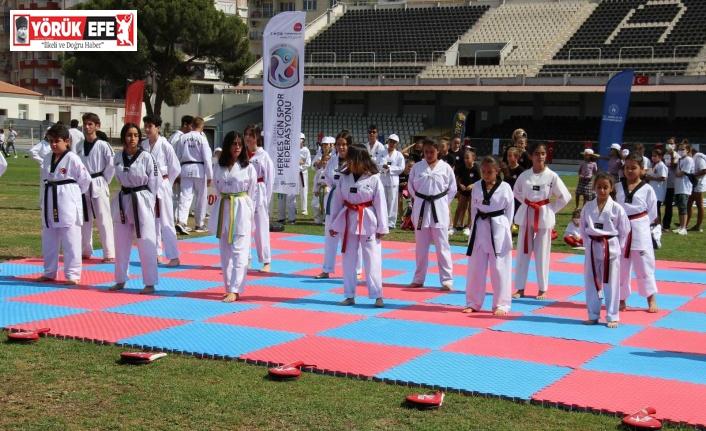 Aydın'da 'Amatör Spor Haftası' başlıyor