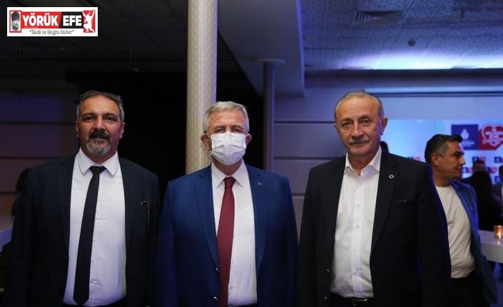 Başkan Atabay, CHP'li Belediyeler Tarımsal Kalkınma Zirvesi'ne katıldı