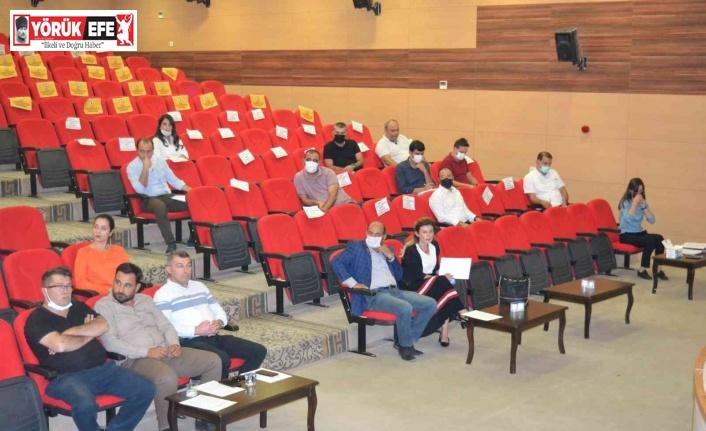 Germencik'te belediye binası kamulaştırma çalışmaları tamamlanıyor