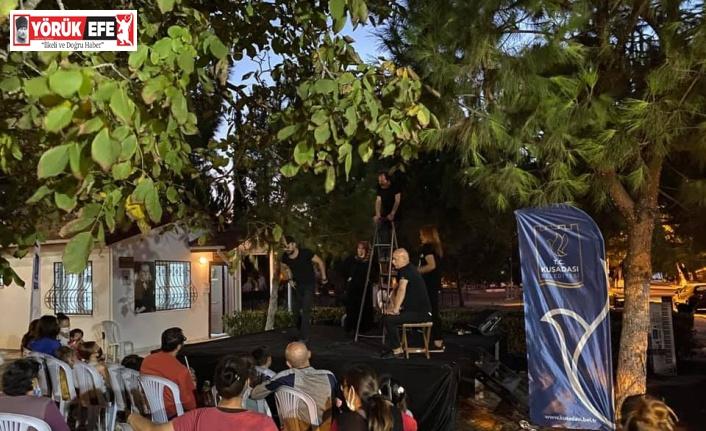 Kuşadası'nda mahalle şenlikleri sona erdi