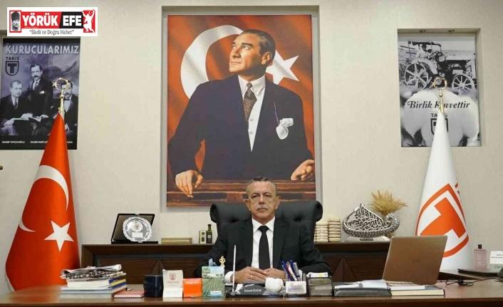 Söke TARİŞ'ten UPK Başkanı Balçık'a 'rekabet etiği' uyarısı