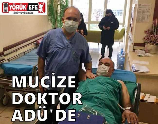 MUCİZE DOKTOR ADÜ'DE