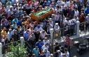 Belediye Meclis Üyesi Tunç, son yolculuğuna uğurlandı
