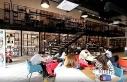 Efelerli gençler 'Kitap Kafe'yi çok sevdi