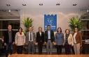 Kuşadası, CHP Kadın Kolları'nın il başkanları...