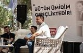 Başkan Çerçioğlu ve Günel gençlerle bir araya geldi