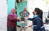 Aydın Büyükşehir Belediyesi vatandaşlara 'ejder meyvesi' fidesi dağıttı