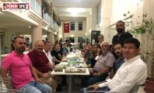 Nazilli Belediye Başkanı Özcan, Cemevi'nin lokma buluşmasına katıldı