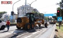 Nazilli Belediyesi, karayolları ekipleri ile ortak çalışma gerçekleştirdi