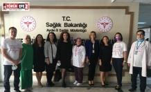 Söke Fehime Faik Kocagöz Devlet Hastanesi 'Anne Dostu Hastane' unvanı aldı