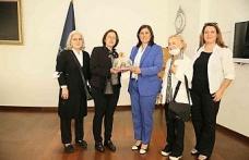 Başkan Çerçioğlu, Türkiye Emekli Astsubaylar Derneği'ni ağırladı