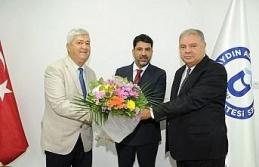 ADÜ İletişim Fakültesi'nde devir teslim töreni...