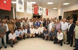 Başkan Çerçioğlu, Çine muhtarları ile bir araya...