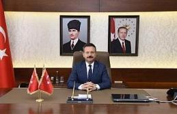Vali Aksoy'un 7 Eylül Aydın'ın Kurtuluşu mesajı