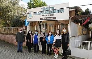 'Engelli Dostu ADÜ' projesi için engelli dernekleri...