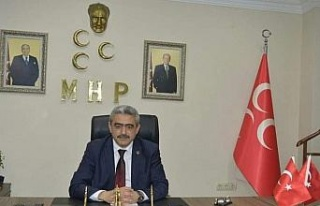 MHP Aydın İl Başkanı Alıcık'tan Berat Kandili...