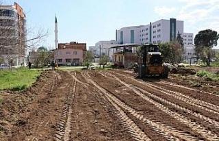 Nazilli Belediyesi yol açma çalışmalarına devam...