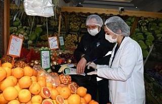 Aydın'da gıda firmalarında Mart ayında 514 bin...