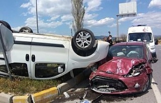 Aydın'da trafik kazası; 3 yaralı