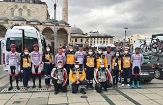 Aydınlı sağlıkçılar Cumhurbaşkanlığı Türkiye...