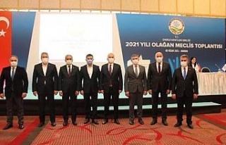 Başkan Ömer Günel Yeniden Enerji Kentleri Birliği...