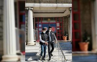 Didim'de uyuşturucu baskını: 1 tutuklama