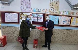 Efeler'den atık pil kampanyası